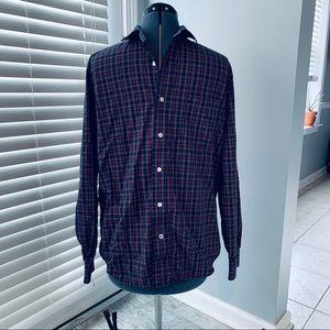 Nautica men's plaid shirt - M
